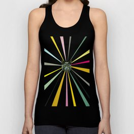 Cat's Eyes Unisex Tank Top