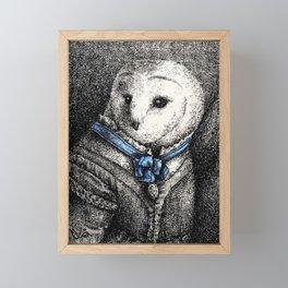A Mother Load of Owl Love Framed Mini Art Print