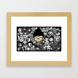Studioaiko10th Anniversary Framed Art Print