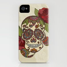 Sugar Skull iPhone (4, 4s) Slim Case