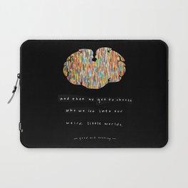 Weird Little Worlds Laptop Sleeve