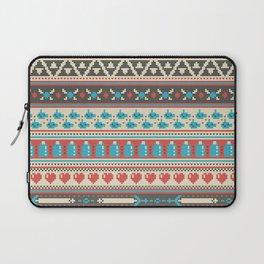 Fair-Hyle Knit Laptop Sleeve