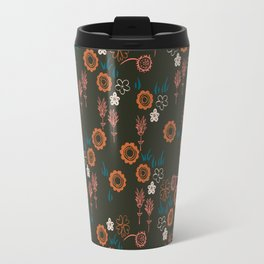Mongolian Field Travel Mug