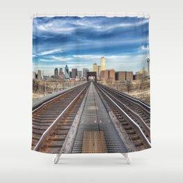 Dallas | Texas Shower Curtain