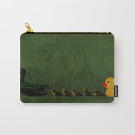 Rubber Duckling Carry-All Pouch