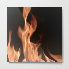 Flamex Metal Print