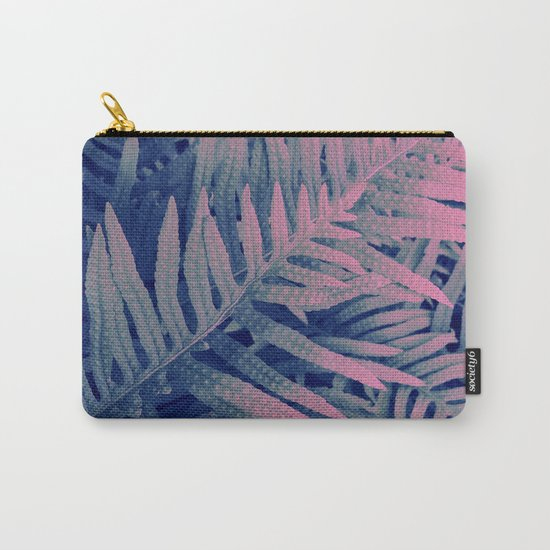 Ferns#3 Carry-All Pouch