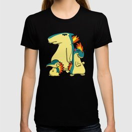 Pokémon - Number 155, 156 & 157 T-shirt