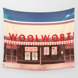 F.W. Woolworth Wall Tapestry