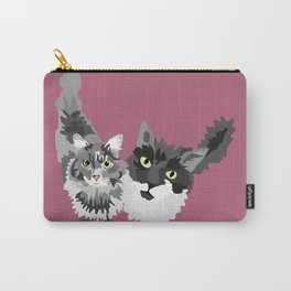 Emma and Gabe Carry-All Pouch