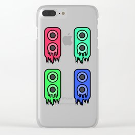 Sonics Clear iPhone Case