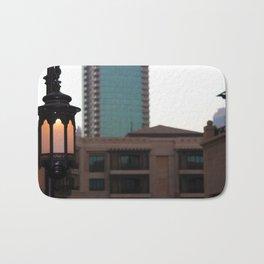 Dubai - Lamp outside Burj Al Arab Bath Mat