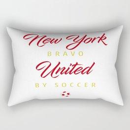 New York Bravo Rectangular Pillow