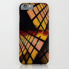 City Abstract View Slim Case iPhone 6s