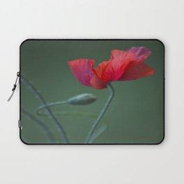 Red Poppy Dance #decor #society6 Laptop Sleeve