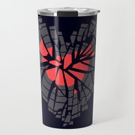 Broken record Travel Mug