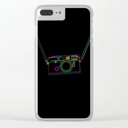 Love photography Clear iPhone Case