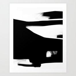 Yesterday #8 Art Print