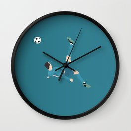 Cristiano Ronaldo - Real Madrid Wall Clock