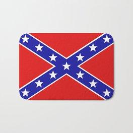 Confederate flag Bath Mat