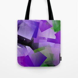 Field of lavender ... Tote Bag