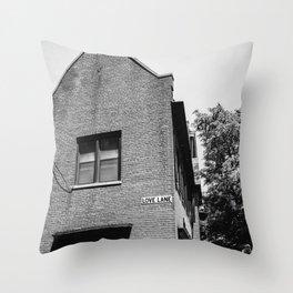 Love Lane Throw Pillow
