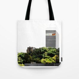NYC Postoperative | Higher than yours  Tote Bag
