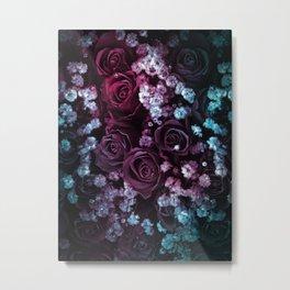 flowers 64 Metal Print