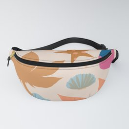 Abstraction_Nature_Island_Minimalism Fanny Pack
