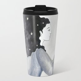 You Are Made Of Stars Travel Mug