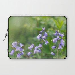 Bluebells - Flower Photography Laptop Sleeve