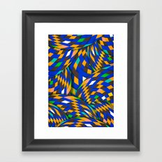 Wild Energy Framed Art Print