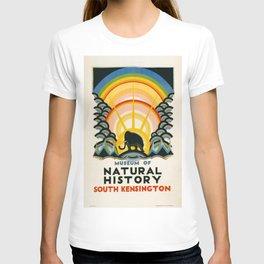 Vintage poster - South Kensington T-shirt