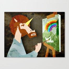The Joy Of Rainbows Canvas Print