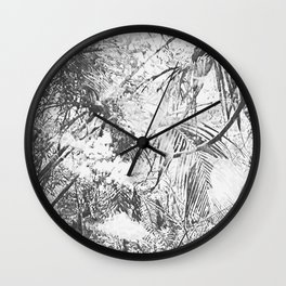 abstract nature Wall Clock