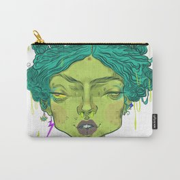 Snot Monster Carry-All Pouch