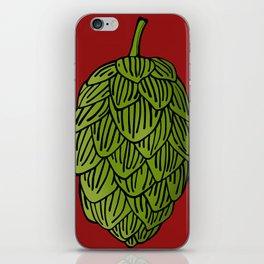 Hops iPhone Skin