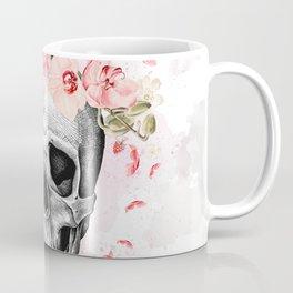 Beauty Skull Coffee Mug