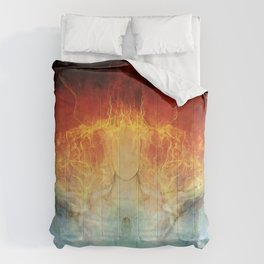 An All Consuming Fire Comforters