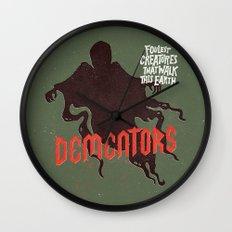 Dementors Wall Clock