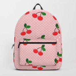 Cherry Bon Bon Backpack