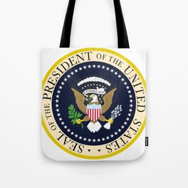 US Presidential Seal Tote Bag