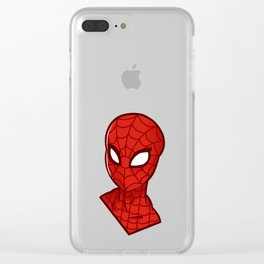 Spooder Clear iPhone Case