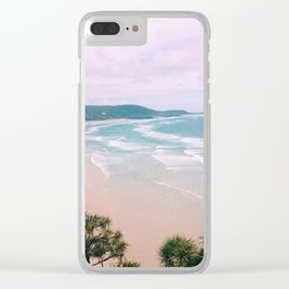 Fraser Island Clear iPhone Case