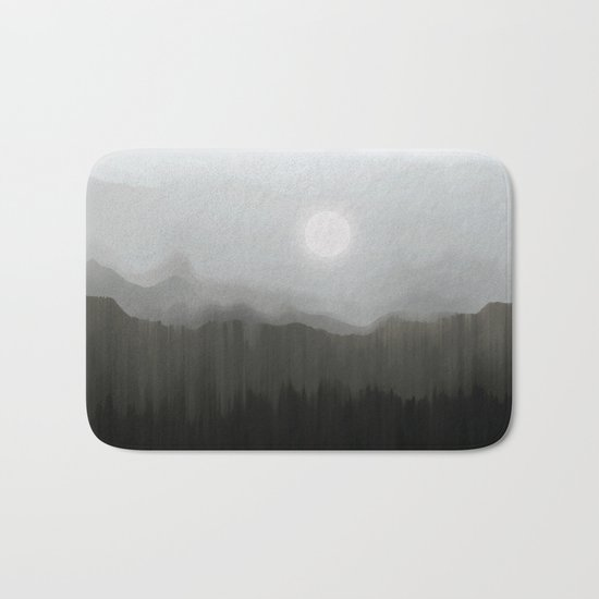 Moonlight Bath Mat