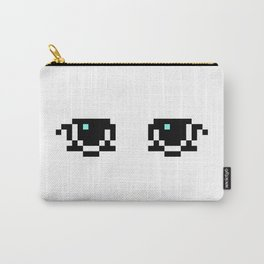 Neutral eyes Carry-All Pouch