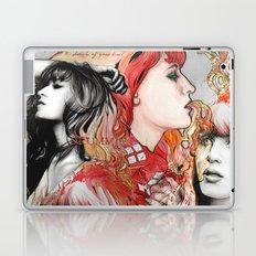 no more dreaming Laptop & iPad Skin