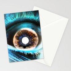 EYE AM  Sci Stationery Cards