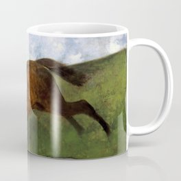Injured Jockey Coffee Mug