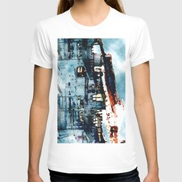 Blue Gray Day T-shirt